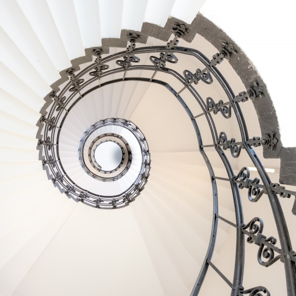 Spiral-stairs-up