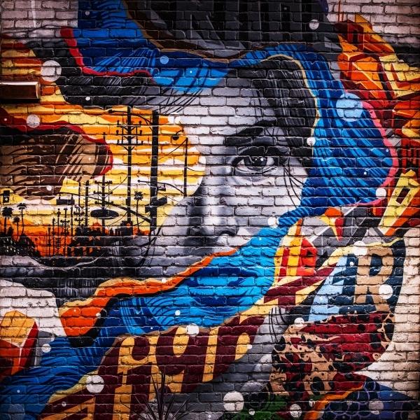 Street Art Belt  Detroit