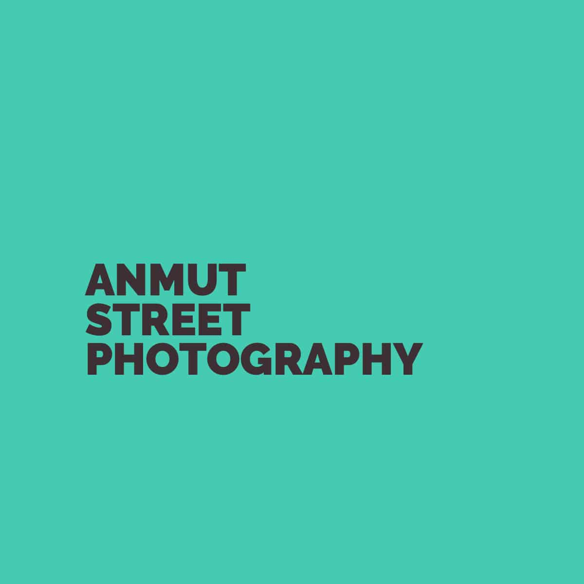 Anmut Street Photography